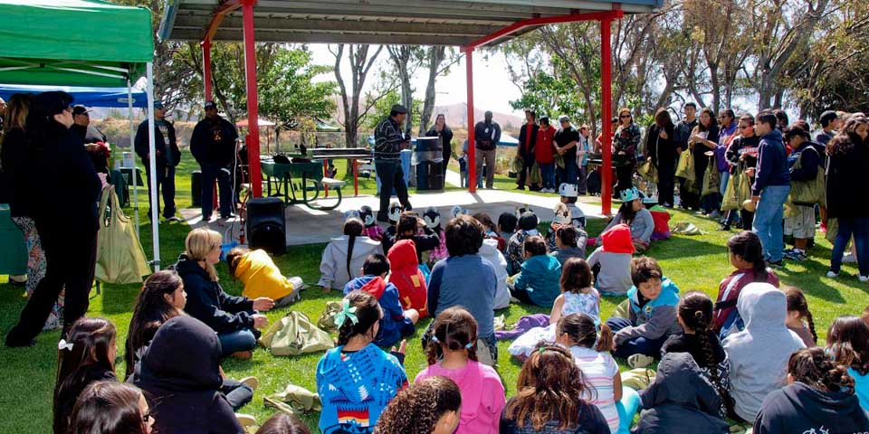 Morongo Earth Day Event