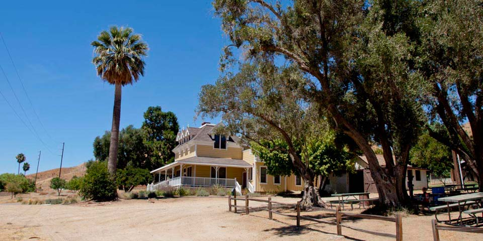 Gilman Ranch Stagecoach