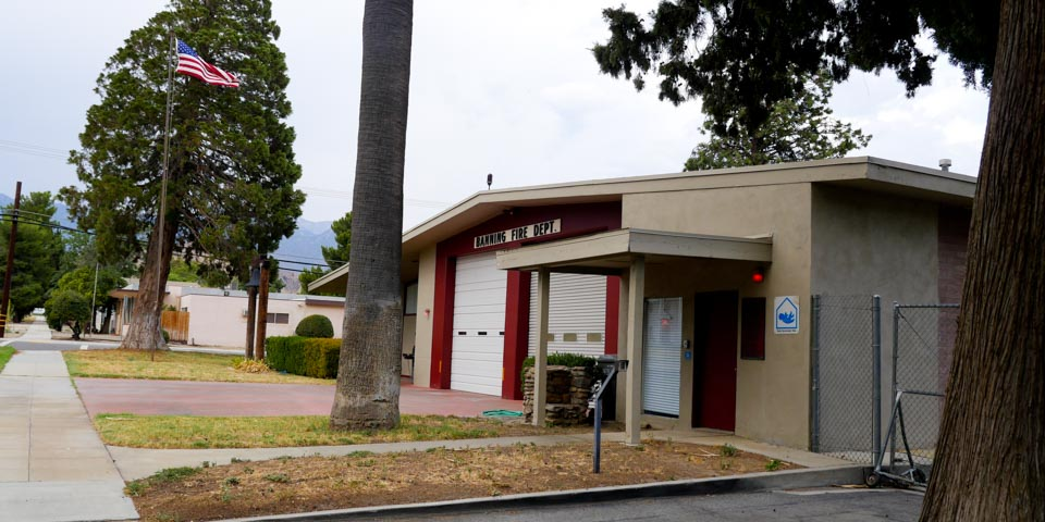 Central Banning Fire Department