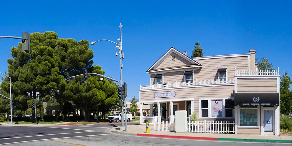 Downtown Banning - Historic Copelin House