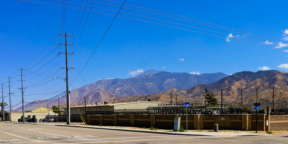 South Banning Banning Electric Sub-station
